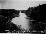 Medicine Creek, Fort Sill, Oklahoma