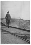 US Military, Ciudad Juárez, railroad