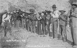 Ciudad Juárez, Military drill, Military personnel