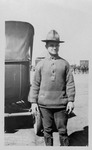 US Military, Capt. Ward Dabney, Columbus, New Mexico.