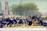 Oxen Team, Mexico
