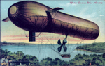 Motor Driven War Airship
