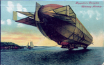 Zeppelin's Military Airship
