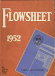 Flowsheet 1952 by Student Publications, Incorporated