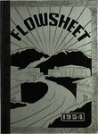 Flowsheet 1954 by Student Publications, Incorporated