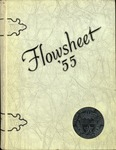 Flowsheet 1955 by Student Publications, Incorporated