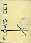 Flowsheet 1957 by Student Publications, Incorporated
