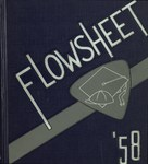 Flowsheet 1958 by Student Publications, Incorporated