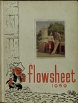 Flowsheet 1959 by Student Publications, Incorporated